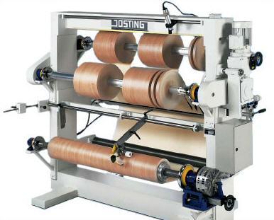 wood sting machine