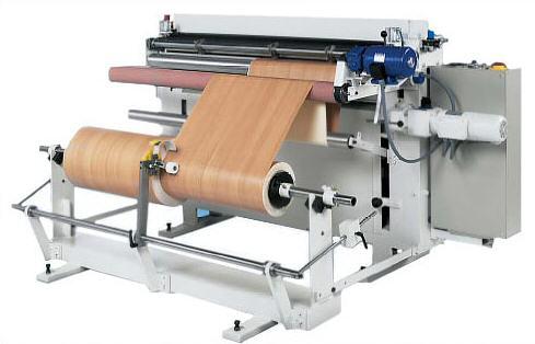 used foil sting machine